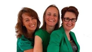 Teamfoto trainers mindful zwanger en bevallen