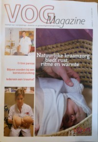 mbcp mindful zwanger en bevallen in de media